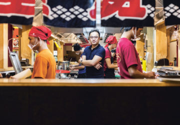 Bryan Tiu says that the buyout of Teriyaki Boy has served the brand well by putting more structure into it