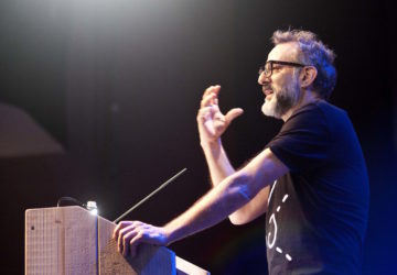 Chefs like Massimo Bottura are combining their collective talents to challenge the ways we eat and cook