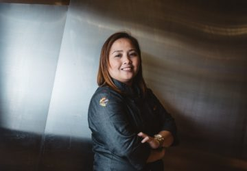At one point in her career, Cibo's Joy Balatan would go through two hours of traffic every morning on the way to work