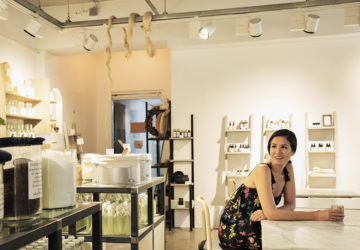 When not attending to Ritual, Bea Misa-Crisostomo is out looking for new ingredients to showcase and experiment on
