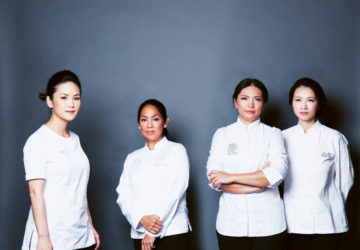 A new kind of empowerment is Asia's best female chefs' defining, and most lasting contribution to women—chef or not