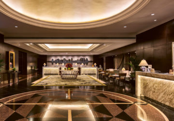 How are hotels rolling out the red carpet for guests? Trained door staff, healthy welcome drinks, sweeping lobbies, and badges of honor