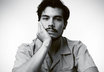 Looking at Erwan Heussaff now and the bright example he sets to those around him, it's tough to even imagine he once struggled with obesity
