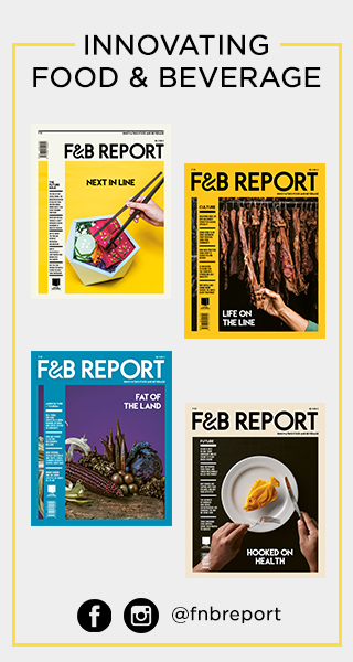 F&B Report Magazine