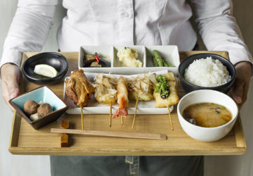 Japanese cuisine is never really a trend in the Philippine food scene—it will always sell