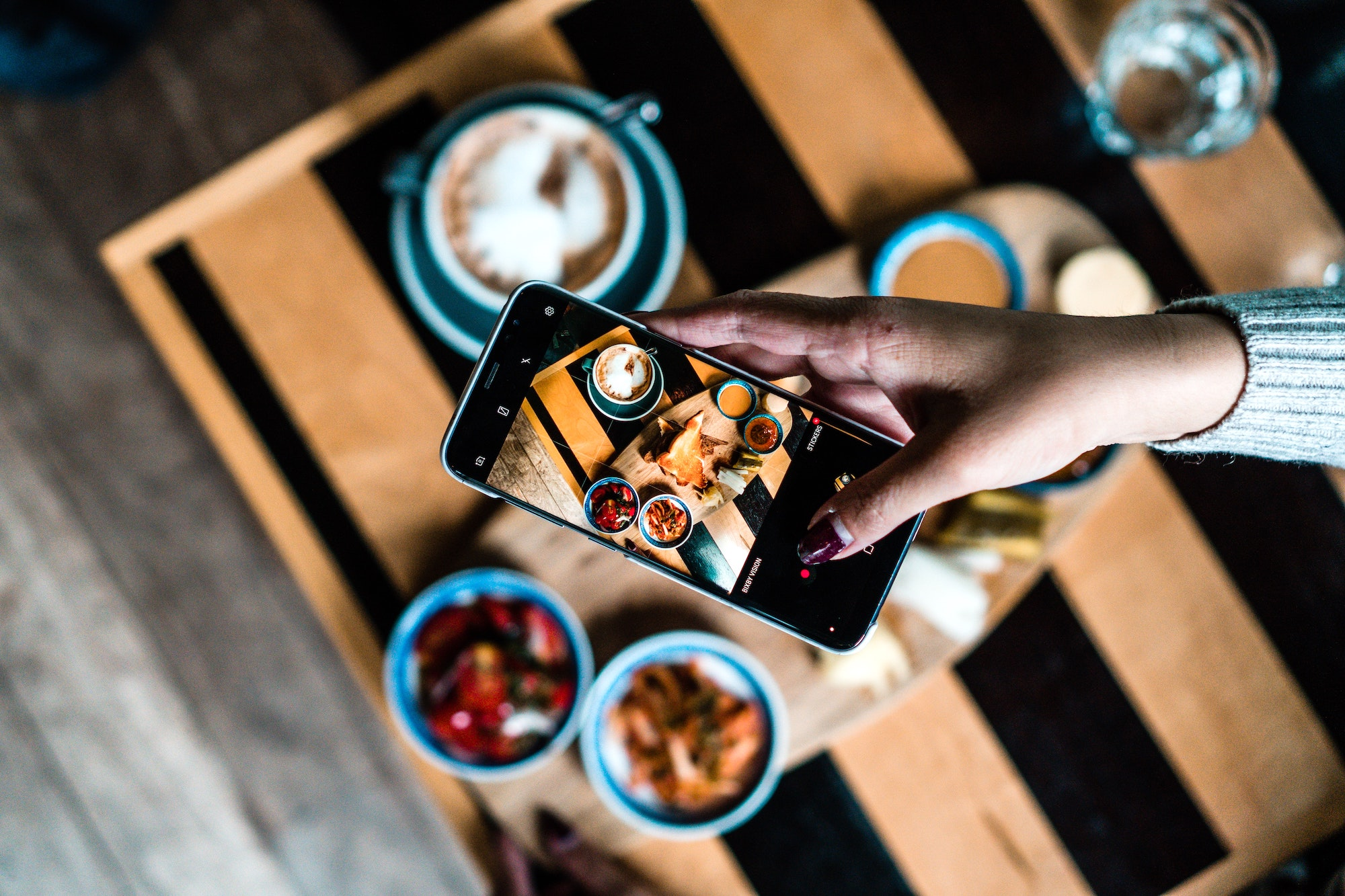 Why are people more religious about posting their food photos on Instagram?