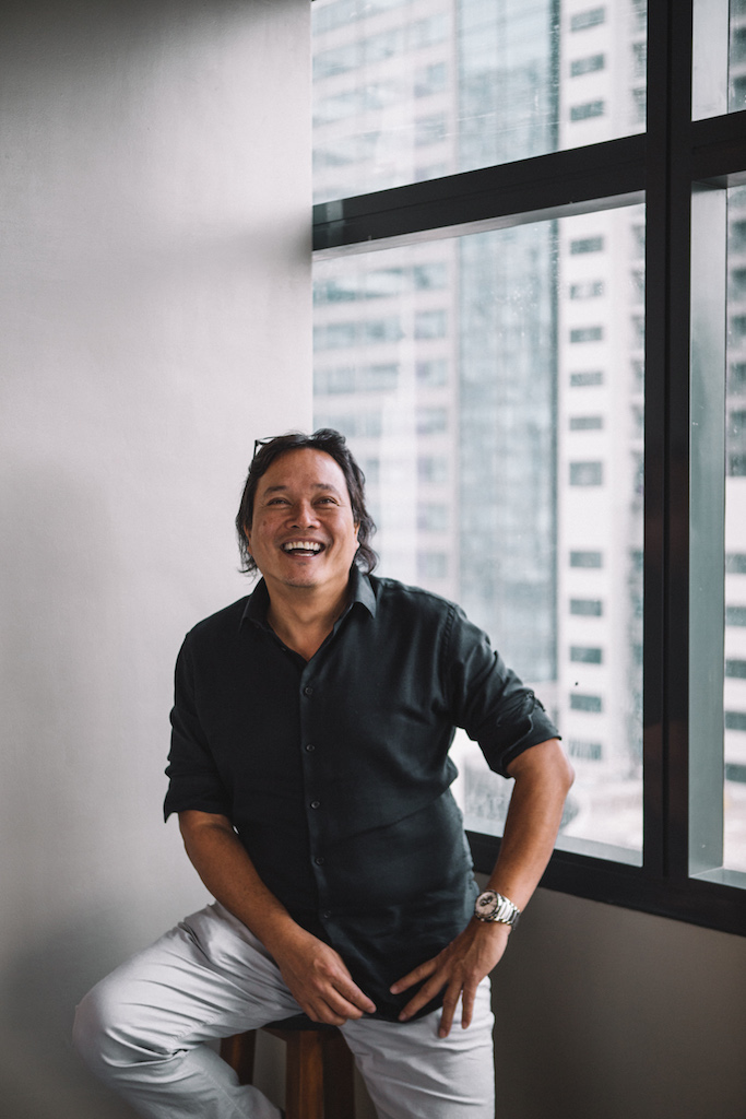 Tony Boy Escalante's vision for his restaurant ambitions started small until it blossomed into something else entirely