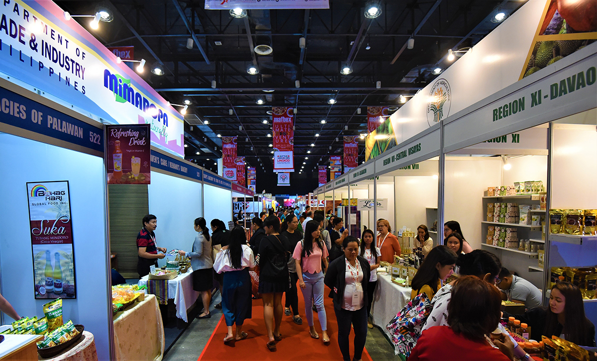 Annual food expo turns the spotlight on Filipino culture and