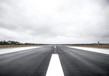 A look at the Bohol international airport runway