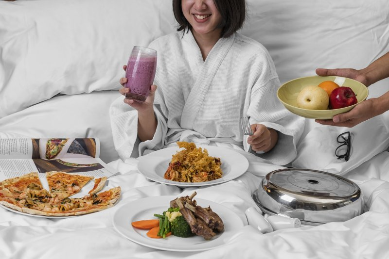 To Elevate Room Service Experience Look At The Power Of