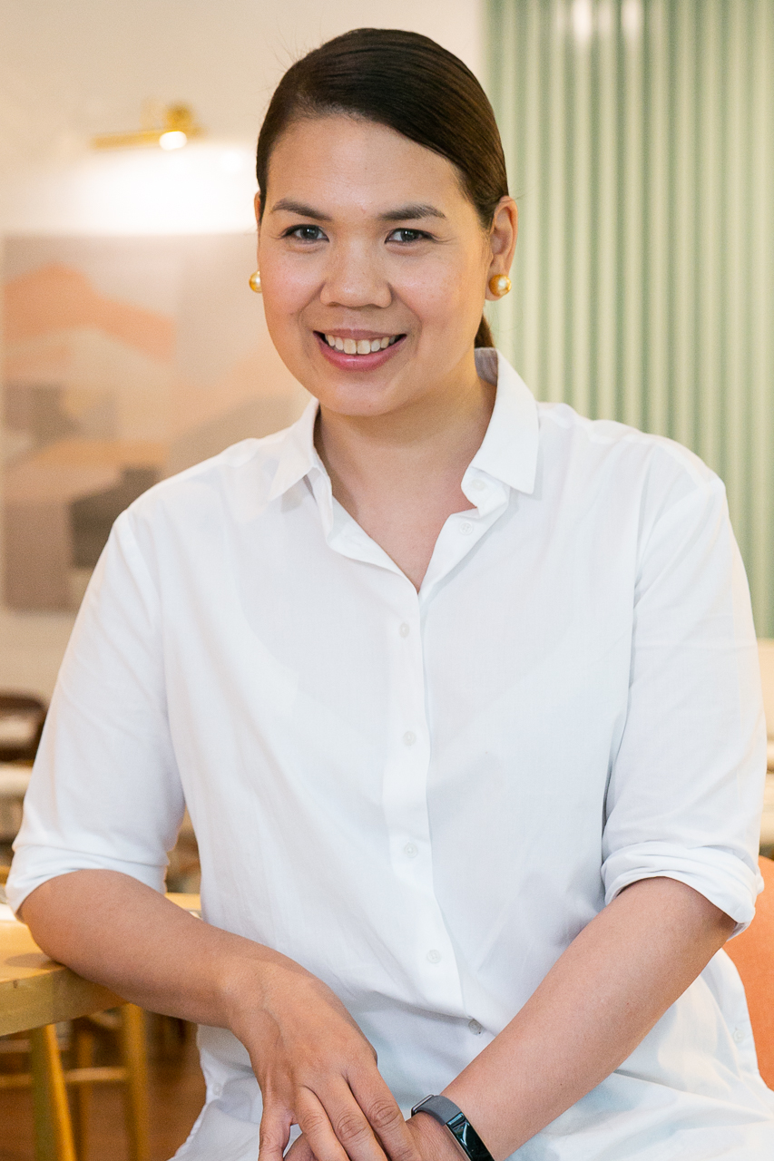 While Baba Ibazeta-Benedicto studied at a culinary school, her OJT stint at a small bakery in Berkeley provided her with real-life experience