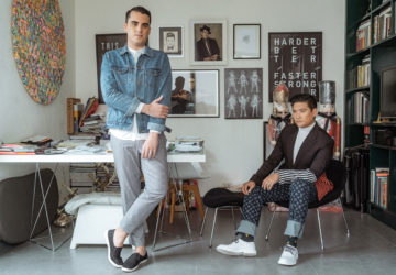 Tim Yap and Javi Martinez are the creative minds behind event management firm Yaparazzi