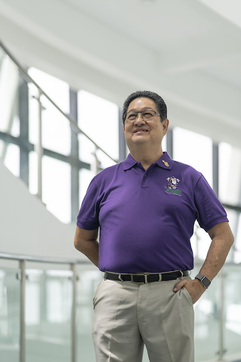 Enchanted Kingdom's Mario O. Mamon is the first Asian and first Filipino to head theInternational Association of Amusement Parks and Attractions