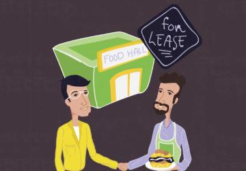 This concept serve as a platform for aspiring restaurateurs and veteran chefs