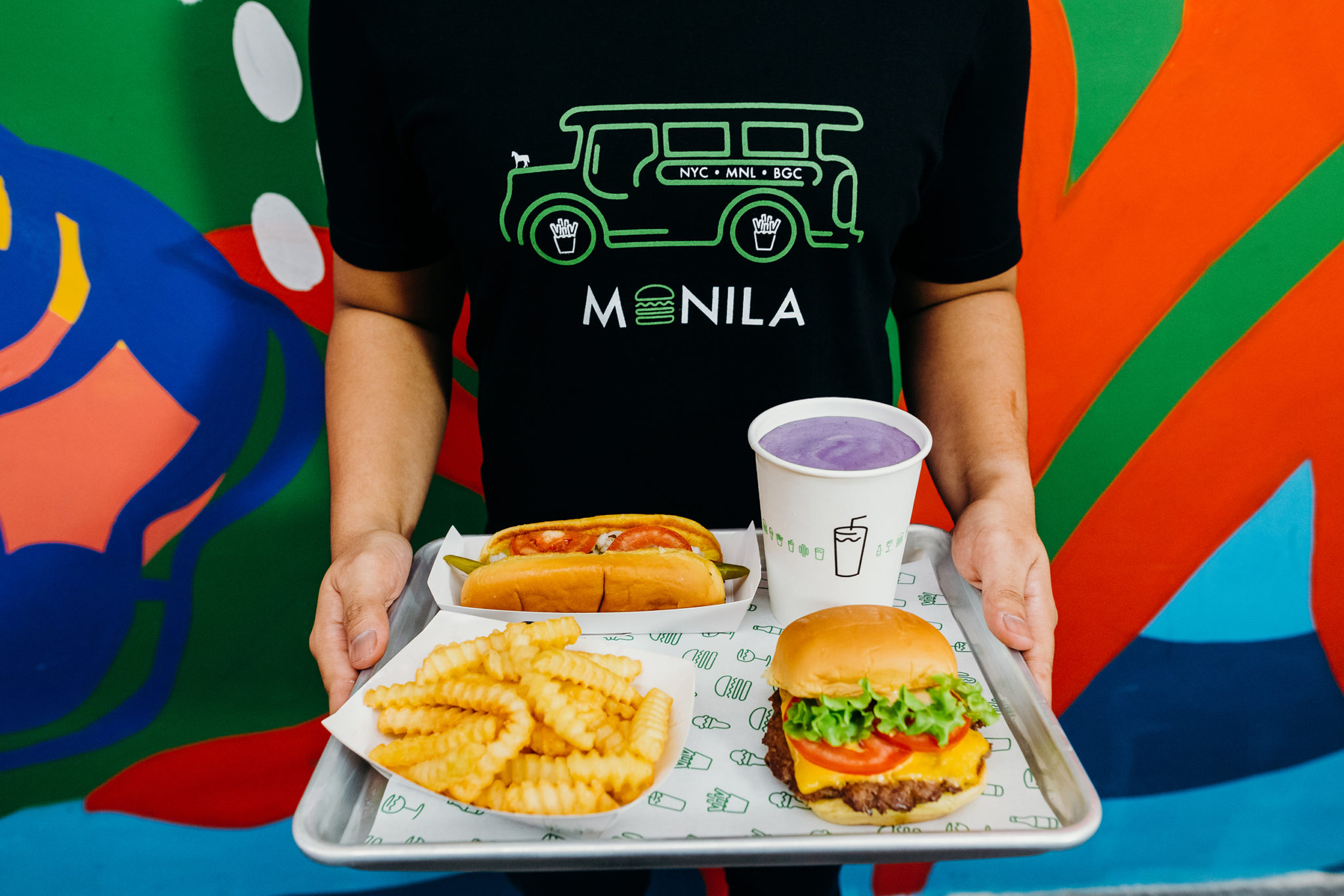 Shake Shack launches in Manila with exclusive menu   F&B