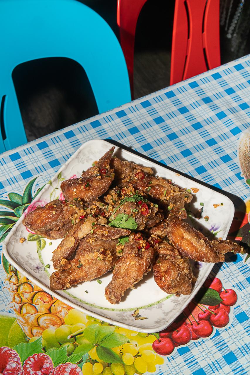 "Bangkok ""street style"" style fried chicken"