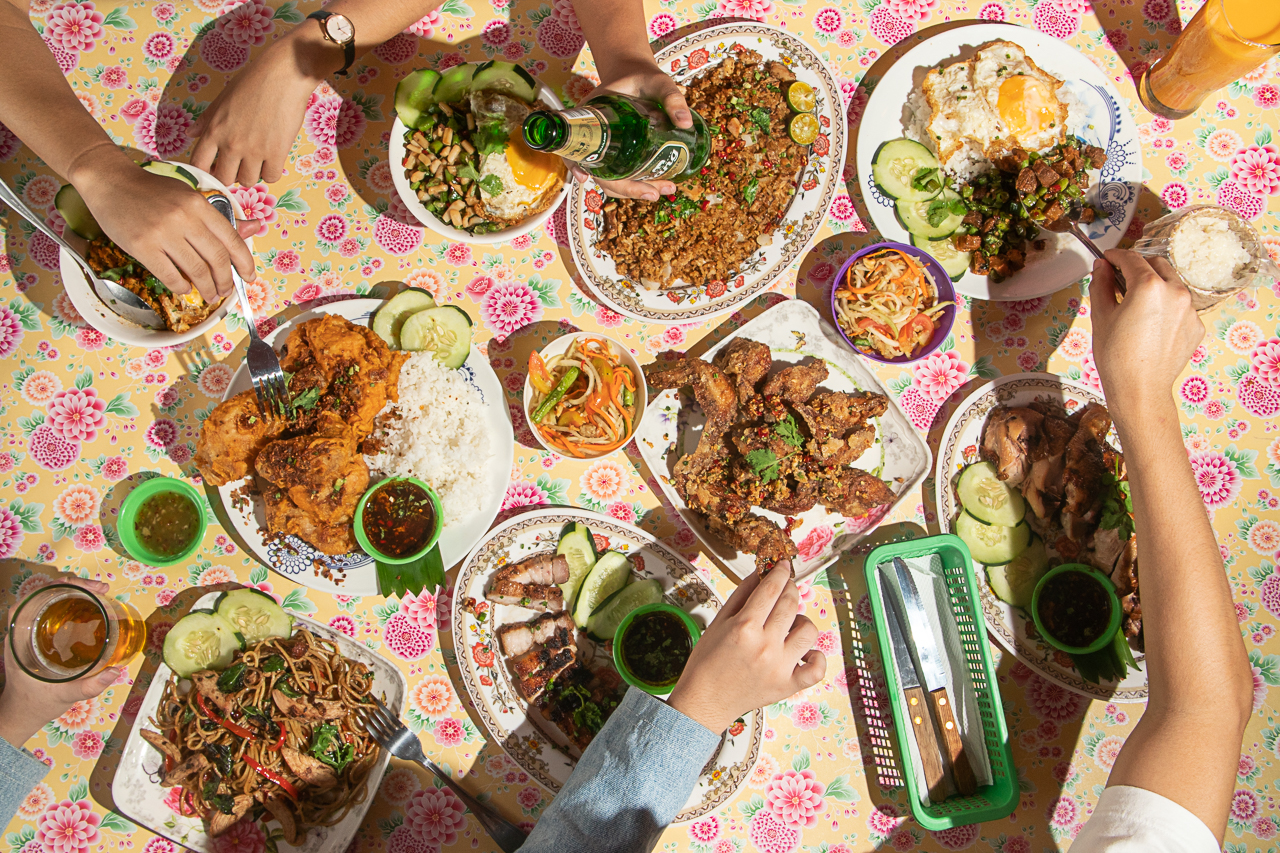 """Khao Khai's focus on serving """"every day, working class Thai food"""" is a response to the industry's obsession with trends"""