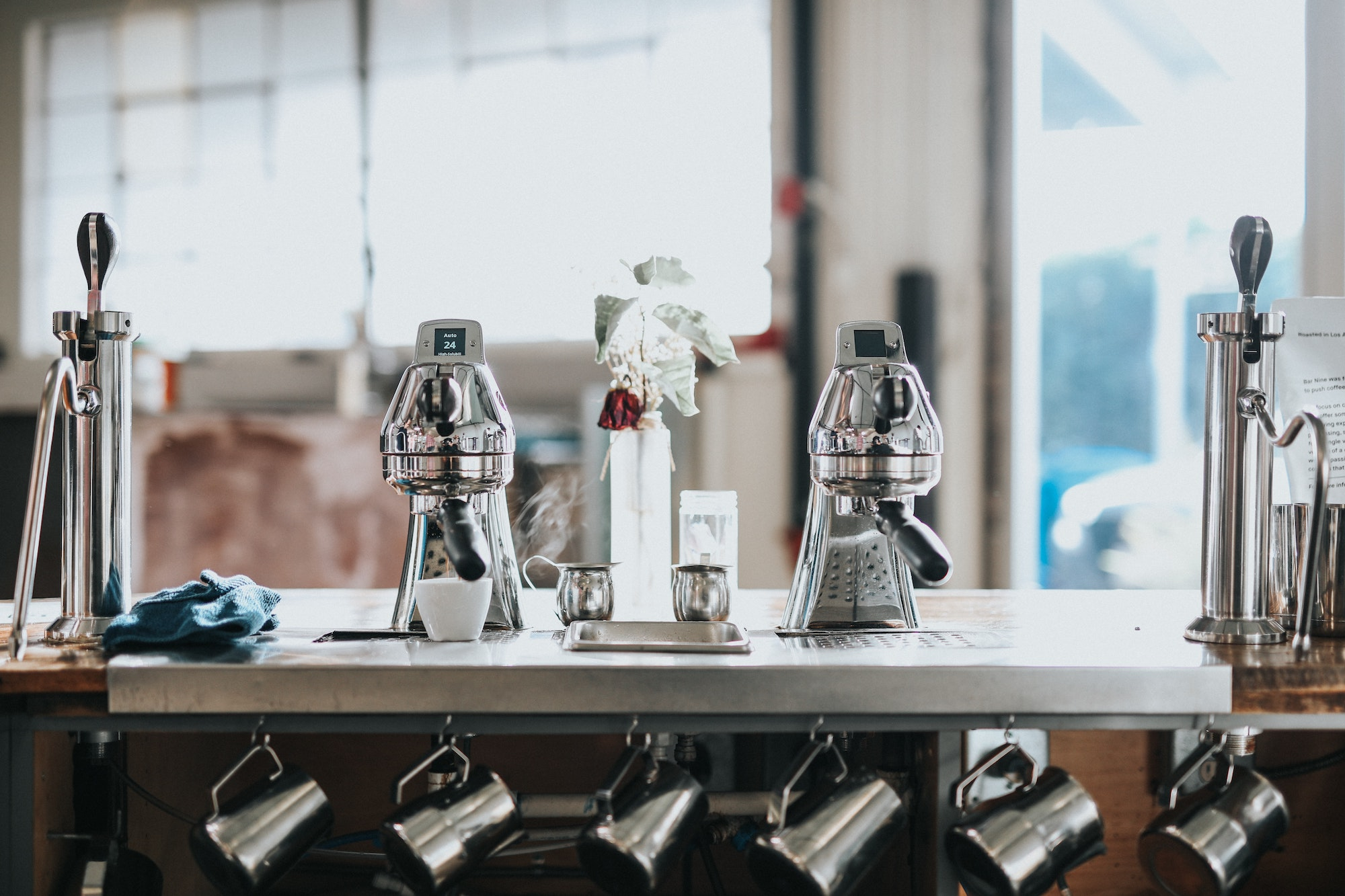 Machines aren't foolproof, so despite the technological advancements in the industry, baristas are still needed to oversee coffee production or fix the kinks when necessary