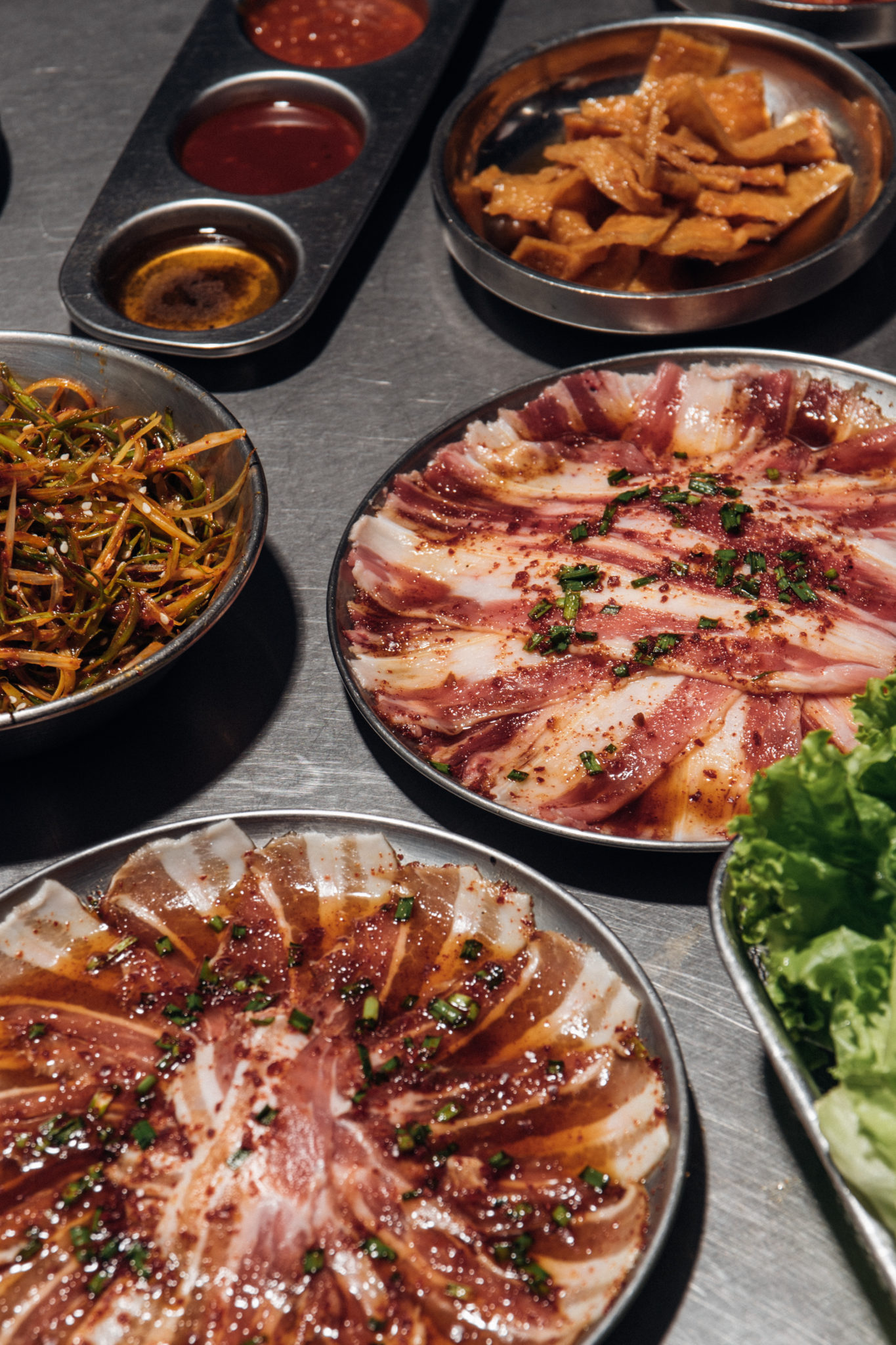Filipinos' love for chicken and pork is another reason why Korean barbecue is very popular