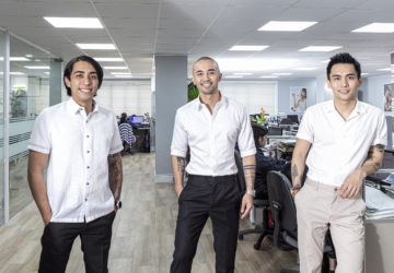 Aside from being more agile in product development, Mark, Mikko, and Macky Tung hope to propel Ligo Sardines' marketing and branding to greater heights