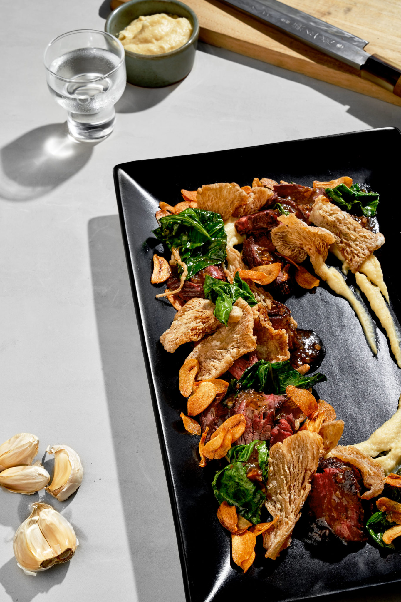 Ooma celebrates the arrival of new dishes to the menu featuring Japanese classics that have been given the Ooma touch