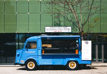 Food trucks allow owners to experiment with location and identify where the market is more responsive
