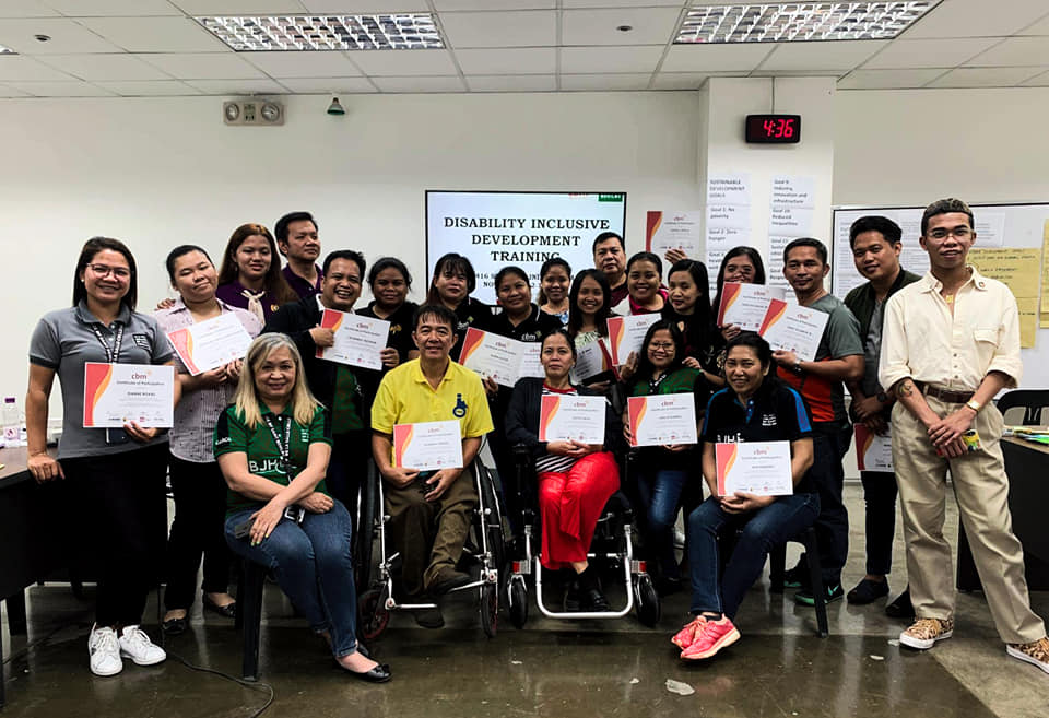 Companies need to give opportunities to PWDs and it all starts with changing the mindset