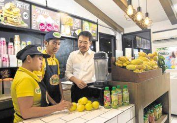 fruitas grilled chicken business