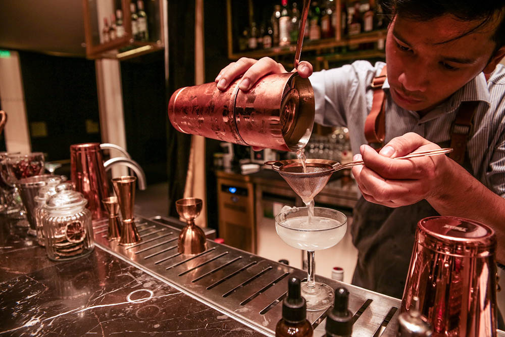A mobile bar business is a daring way to mix things up in the post-COVID F&B industry
