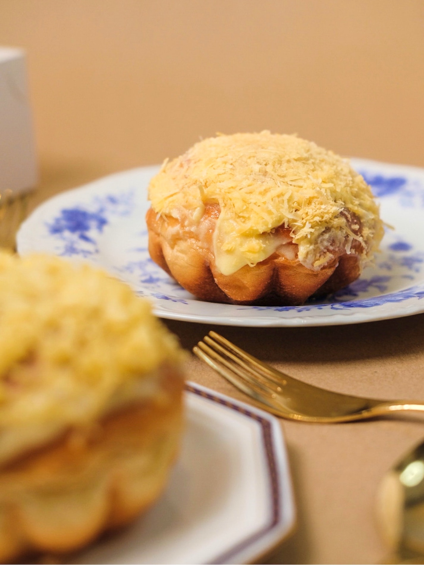 Ensaymada comes in many kinds, but all of them are basically enriched breads, akin to brioche