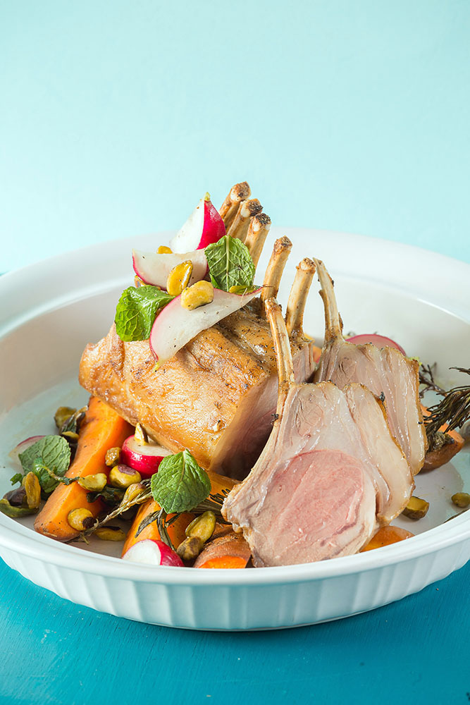 Lamb's greatest asset is without a doubt its versatility in cooking