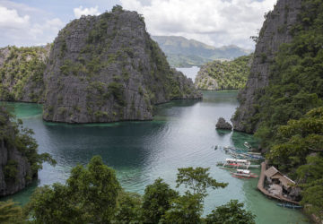 In 2001, Coron's restrained beauty was opened to tourists by the Tagbanua tribe