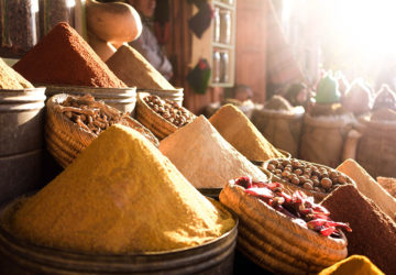 Ras el hanout is definitely much more than the sum of its individual parts