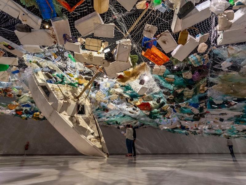 plastic waste pandemic