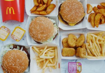 mcplant plant-based burger