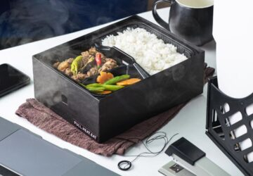 self-heating food box