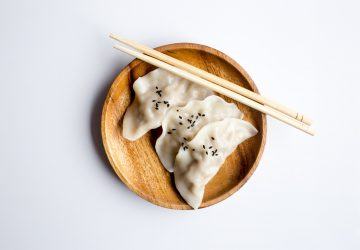 Despite its evolution, remember what dim sum (literally) means: to touch the heart