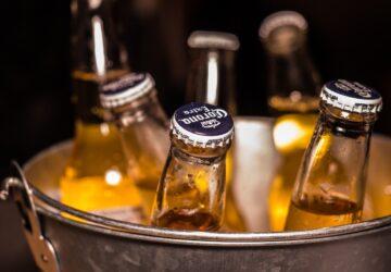 global beer consumption