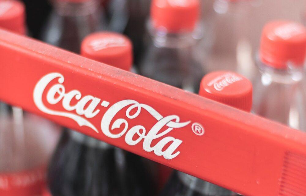 coca-cola paper bottles