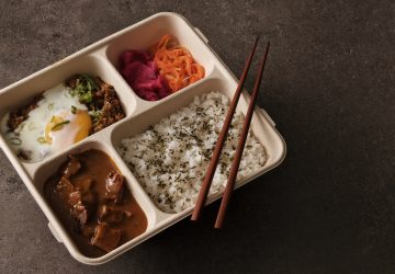 From the beginning, Kumakuma has always been intent on crafting a curry-centric menu
