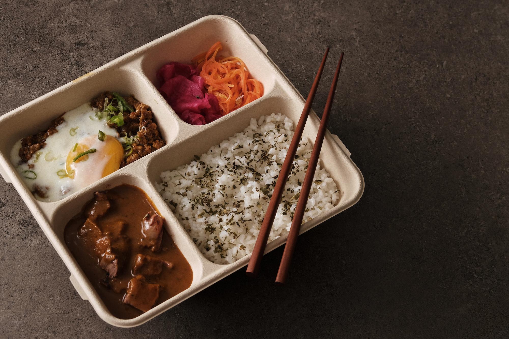 From the beginning, Kumakuma has always been intent on crafting a curry-centric menu