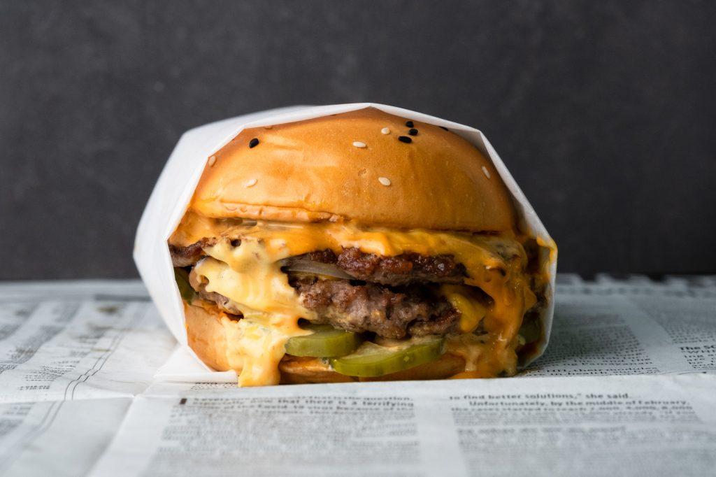 Burger Jack's Smashed Burger