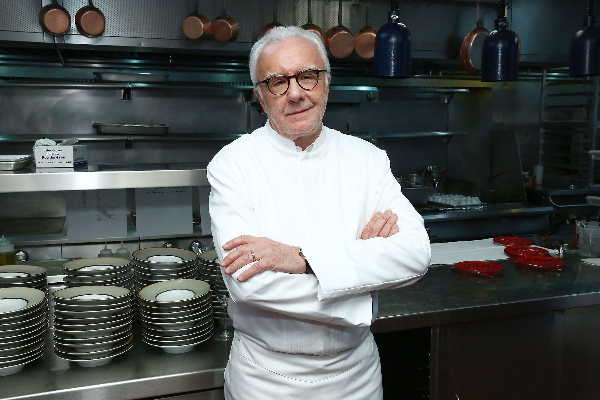 Alain Ducasse owns the most Michelin stars in the world