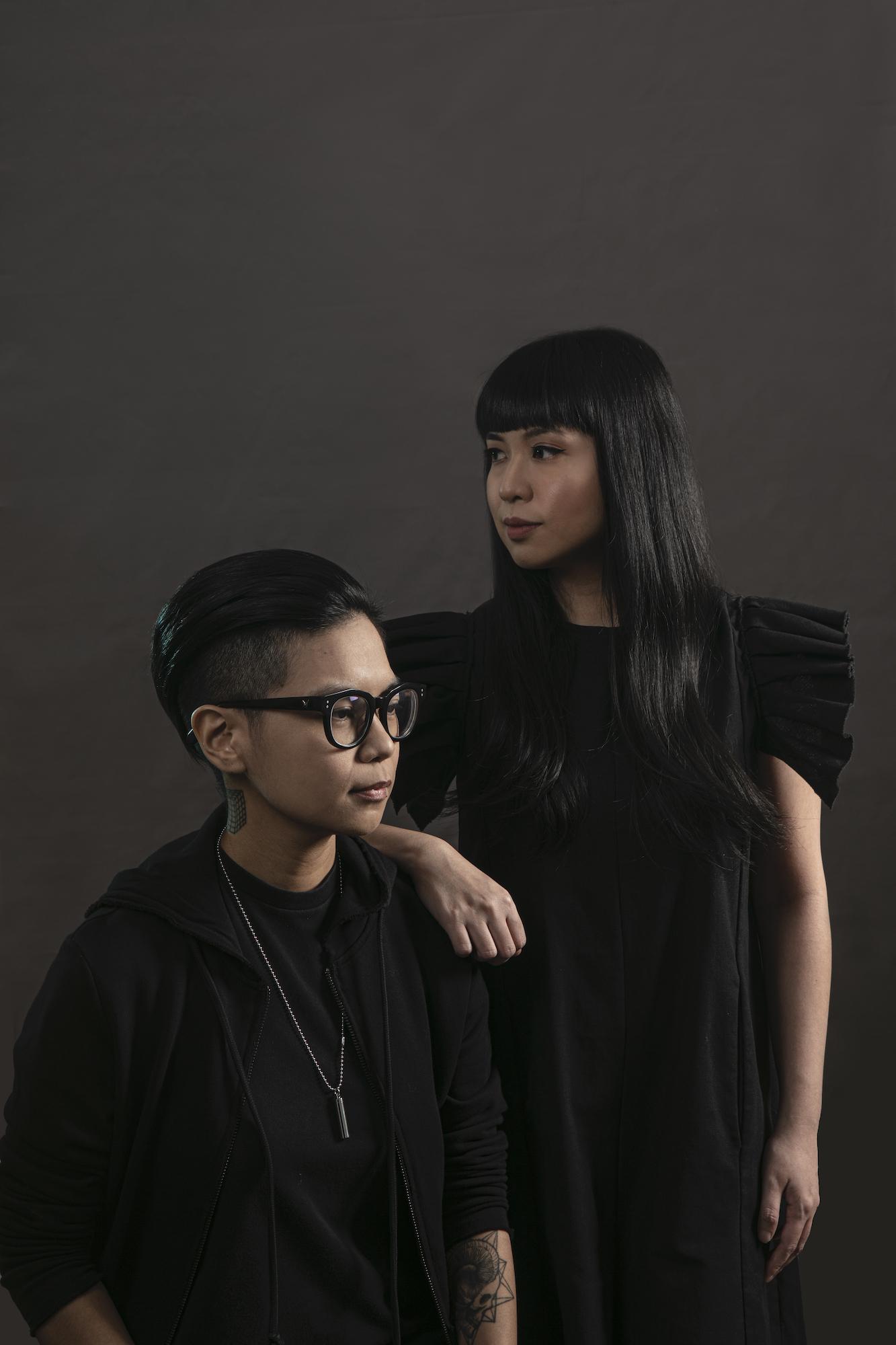 The duo behind multidisciplinary design studio Morfosis Design