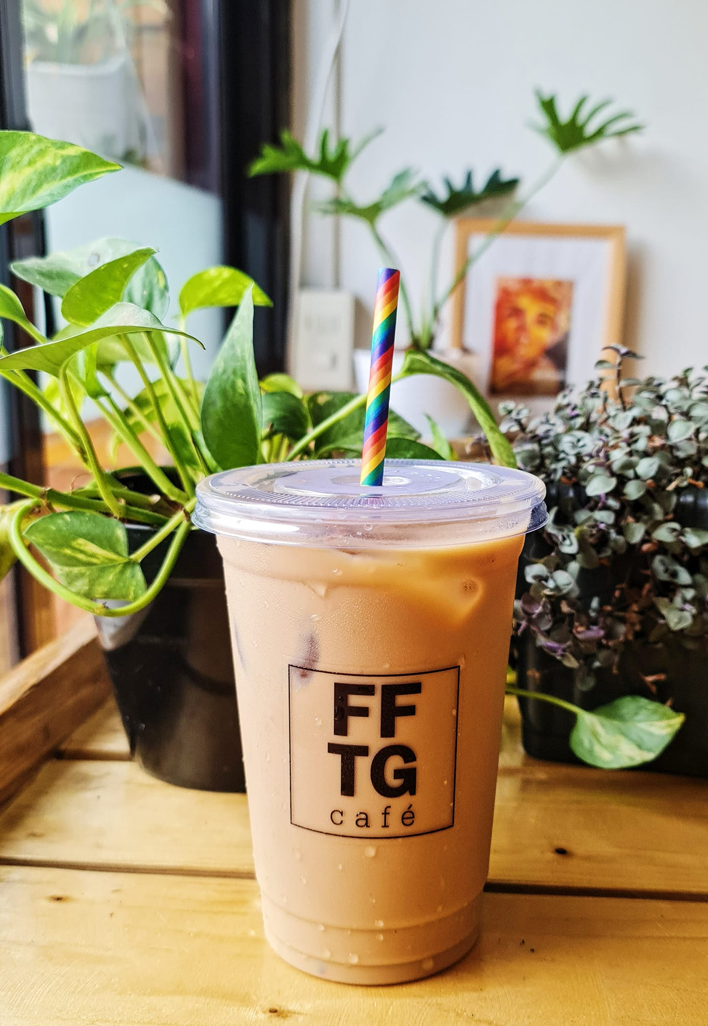 FFTG's bestselling Iced Coffee Shakerato