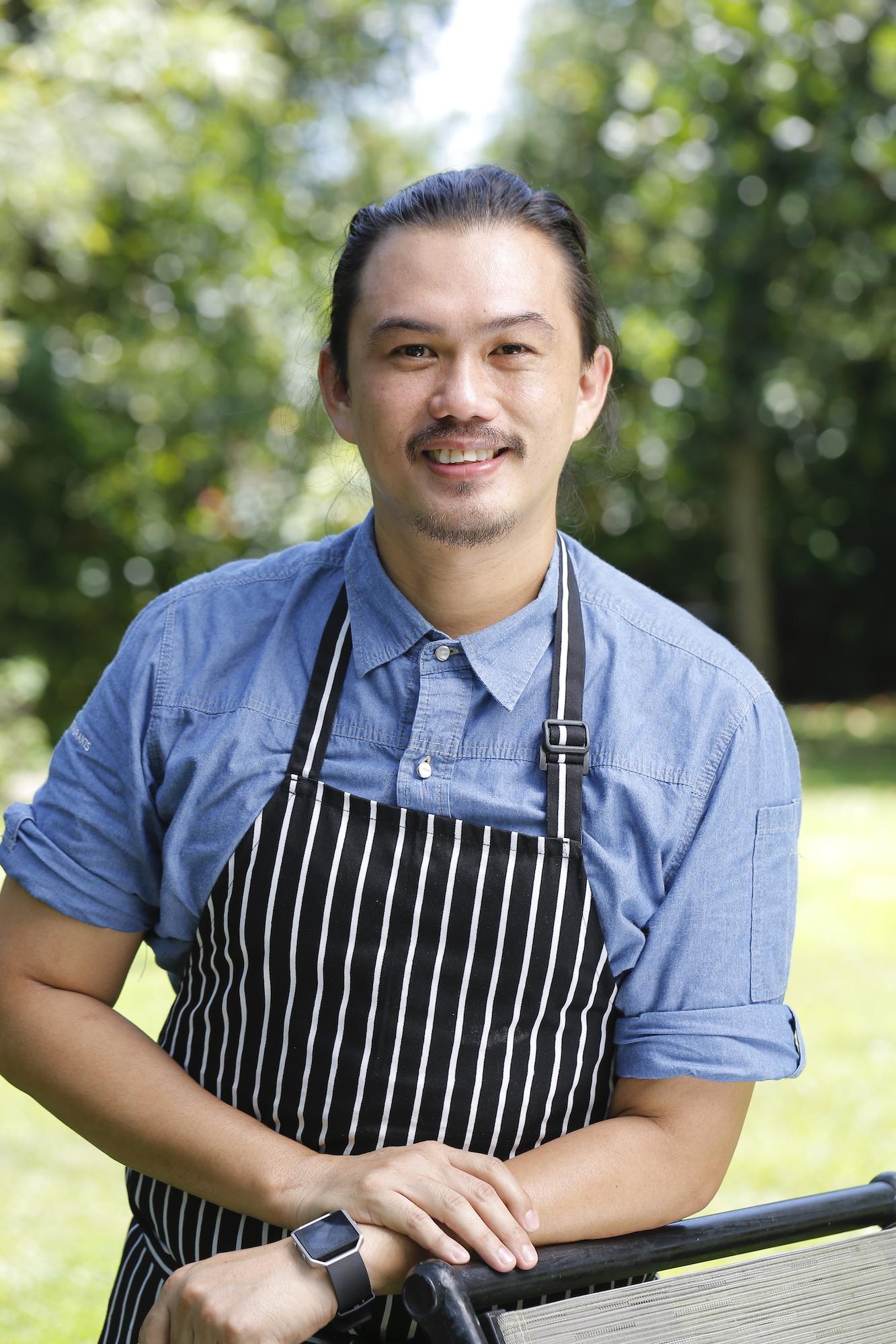 Raintree Hospitality Group corporate chef Kalel Chan