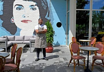 Sadly, it's rare that a Black chef is welcomed into the upper echelon of America's celebrity chefs