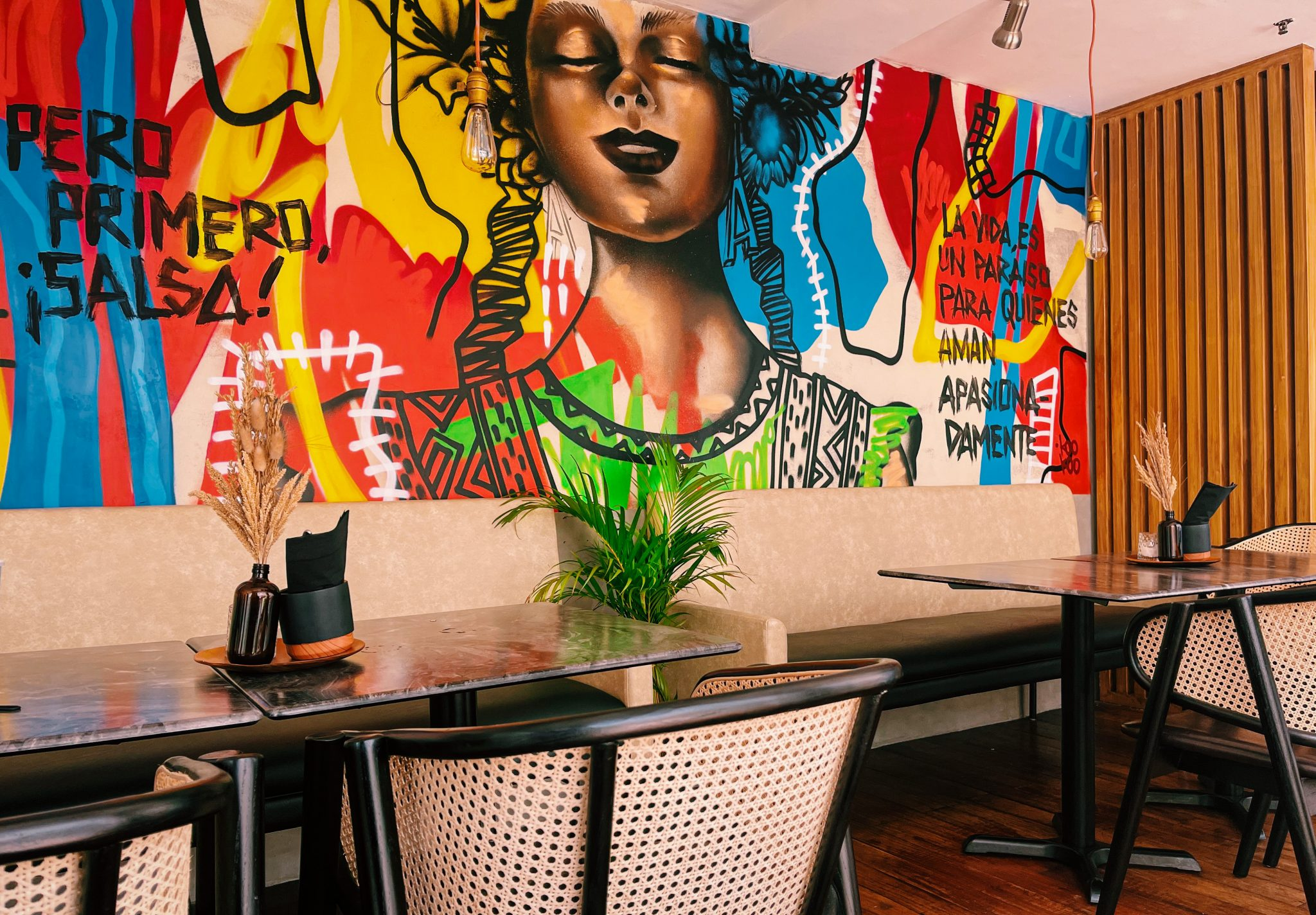 Cafe Alegria is a frontrunner on the lighter side of dining