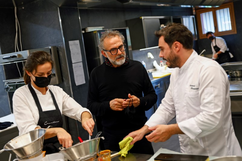 The Cavallino will feature gourmet dishes using local Italian ingredients