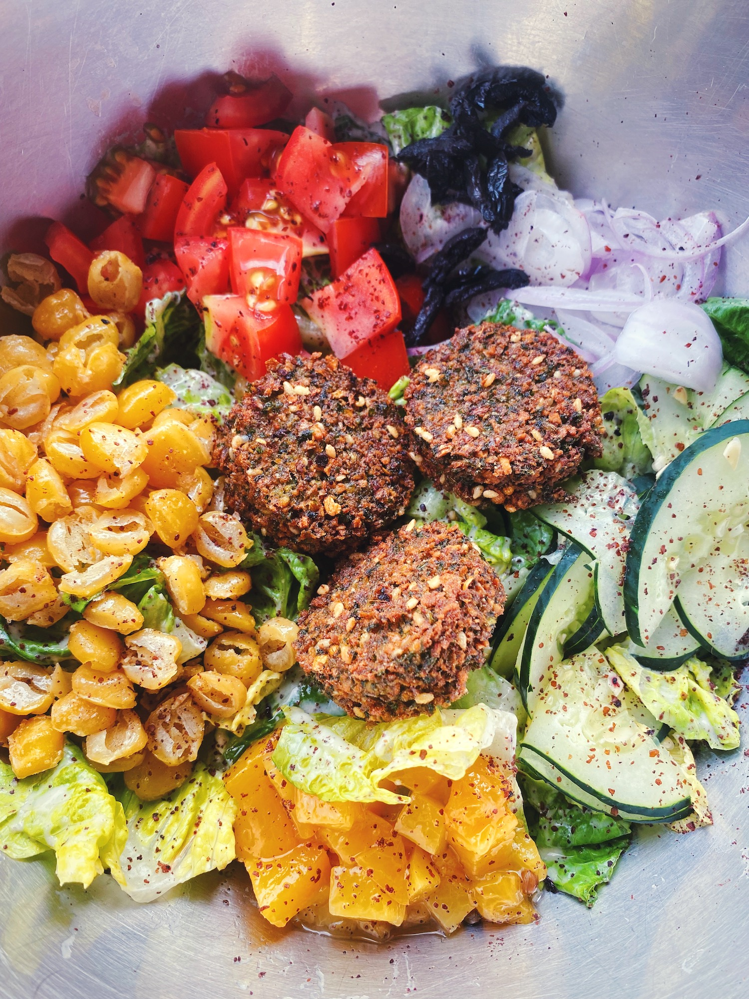 The challenge for Gang Green Falafels was how to evolve their salads
